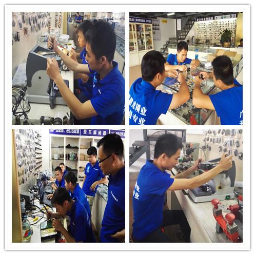 广西manbetx手机下载店长(梁州)万博manbetx下载手机客户端配钥匙培训